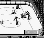 Play Konami Ice Hockey Online