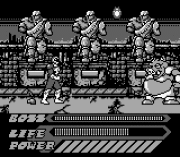 Mighty Morphin Power Rangers The Movie Play All Game Boy Games