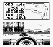 Play Nigel Mansell's World Championship Racing '92 Online