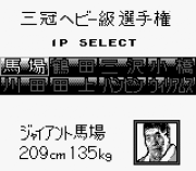 Play Zen-Nippon Pro Wrestling Jet Online